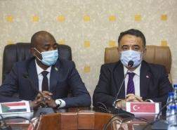 السودان يتطلع للاستفادة من التجربة التركية في تطوير قطاع الثروة الحيوانية