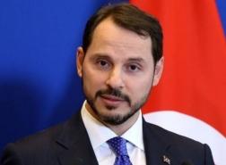 ظهور نادر لوزير المالية التركي السابق بيرات البيرق