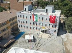 افتتاح 9 مدارس للسوريين في تركيا بتمويل من فاعلي خير كويتيين