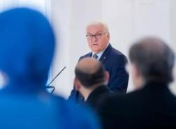 الرئيس الألماني يشيد بمساهمة العمال المهاجرين في اقتصاد الدولة