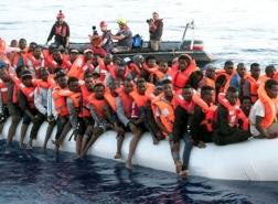 تركيا تحذّر الاتحاد الأوروبي من موجة هجرة جديدة