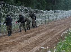 وفاة لاجئة عراقية على الحدود بين بيلاروسيا وبولندا