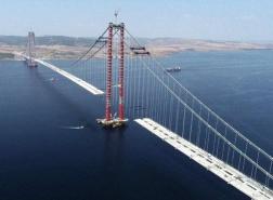 لم يتبق سوى القليل قبل الانتهاء من المشروع التركي الضخم (صور)