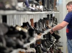 صادرات الأحذية التركية تسجل رقما قياسا