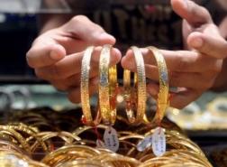ارتفاع أسعار الذهب مع تزايد مخاوف أزمة عملاق العقارات الصيني