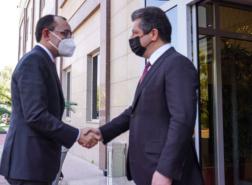 أنقرة وأربيل تتفقان على إزالة العقبات أمام توسيع العلاقات التجارية