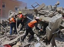 غزة تبدأ في إعادة إعمار منازل مدمرة بالحرب الإسرائيلية الأخيرة