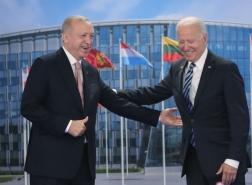 أردوغان وبايدن يجتمعان على هامش قمة العشرين في روما