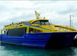 مخطط لتنظيم النقل بالعبارات البحرية بين سوتشي وتركيا