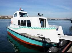 الإعلان عن أسعار أجرة السيارات البحرية في إسطنبول