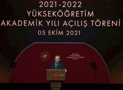 أردوغان: تركيا تتصدر دول العالم في توفير فرص سكن لطلاب التعليم العالي