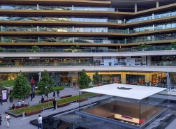 من 4 طوابق.. أبل تفتتح متجرها الثالث الأكبر في تركيا