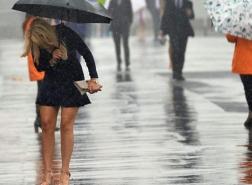 أمطار قوية في إسطنبول و47 مدينة اليوم