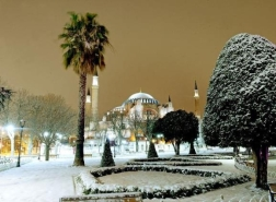 إسطنبول على موعد مع شتاء قارس.. الثلوج قادمة بكثافة