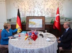 أردوغان: نطمح لرفع حجم التبادل التجاري مع ألمانيا إلى 50 مليار دولار