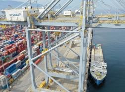 حصة تركيا في الصادرات العالمية تتجاوز 1٪ لأول مرة