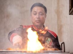 طبق فاكهة ينقل طباخا تركيا إلى المطبخ الملكي السعودي (صور)