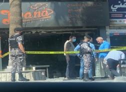 مصرع 3 أردنيين إثر حريق مطعم في عمّان