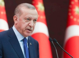 تراجع الليرة التركية بعد تجديد أردوغان معارضته لأسعار الفائدة المرتفعة