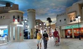 دبي تمدد قيود كورونا الاحترازية حتى بداية رمضان