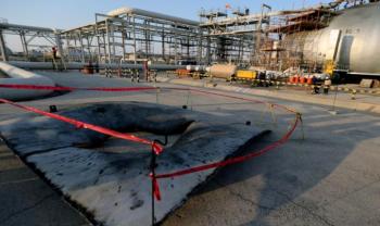 هجوم يوقع حريقا بمحطة بترولية.. السعودية تكشف الأضرار وبيان من الحوثيين