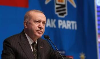 أردوغان يتعهد بالفوز في انتخابات عام 2023