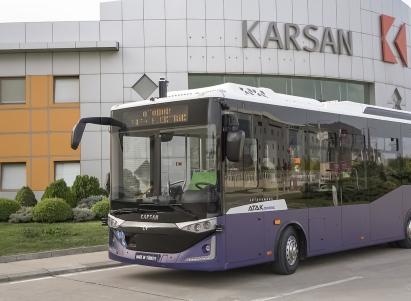 شركة تركية تحظى بمناقصة تزويد أكبر مدينة في رومانيا بحافلات كهربائية