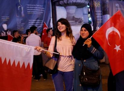 الرئاسة التركية تفتتح مكتبا في الدوحة لجذب رجال الأعمال القطريين