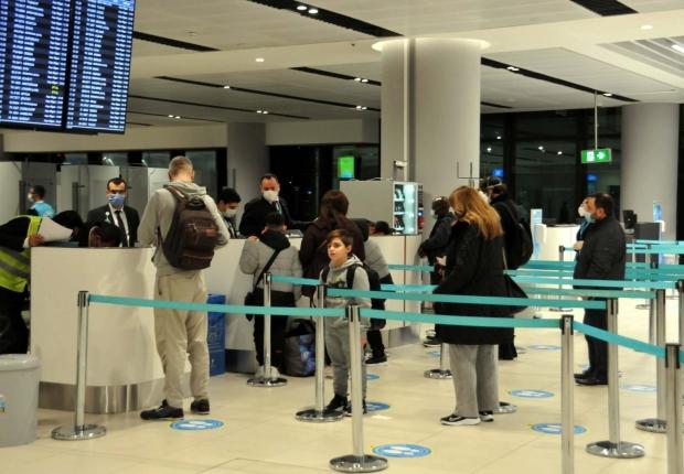 تم تنفيذ إجراءات إضافية للمسافرين إلى الولايات المتحدة