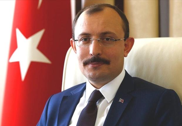 وزير التجارة التركي محمد موش