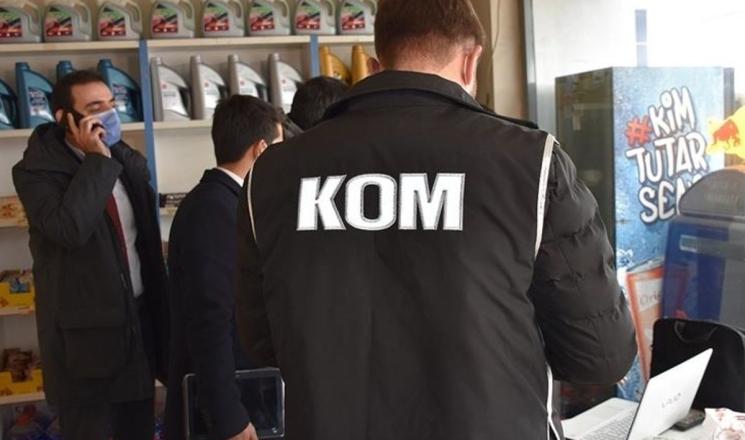 اعتقال 220 شخصا بأكبر عملية تهرب ضريبي في تاريخ تركيا