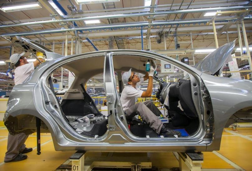 مصانع إنتاج السيارات أوقفت عملها منذ شهر في تركيا-أرشيفية