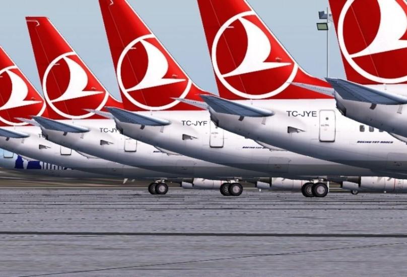 طائرات تابعة للخطوط الجوية التركية-صورة أرشيفية