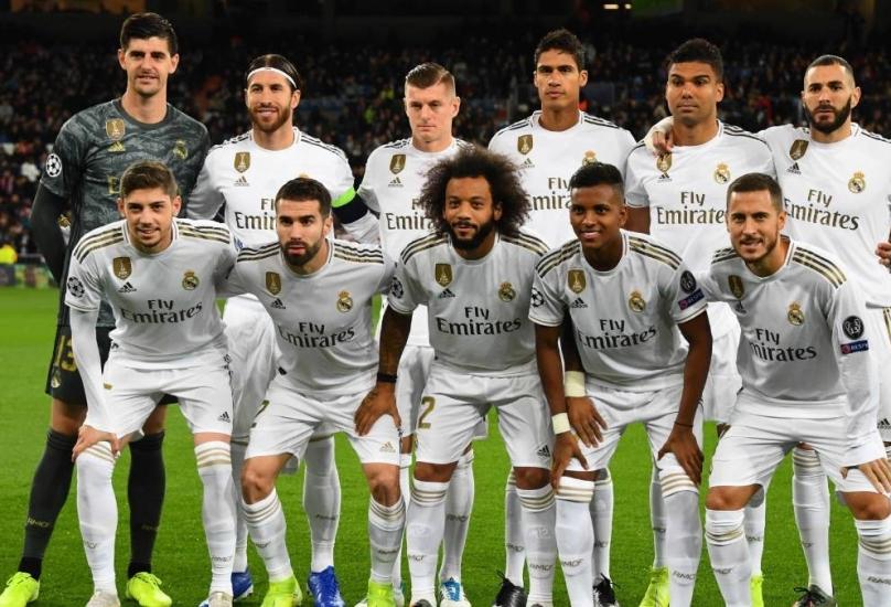 فريق نادي ريال مدريد الملكي