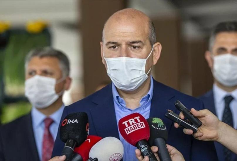 وزير الداخلية التركي سليمان صويلو - أرشيف