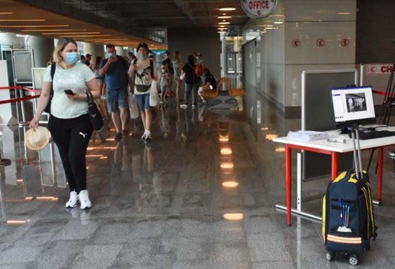 مطار دالامانالدوليفي تركيا-أرشيف الأناضول