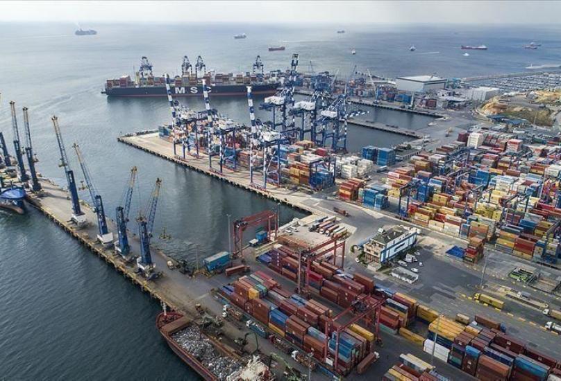 الصادرات التركية تقفز قفزة نوعية في أبريل