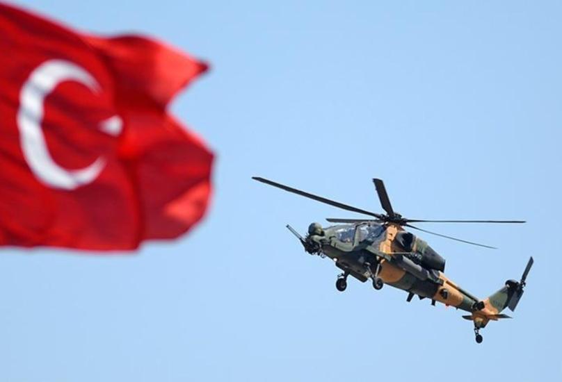 ظهرت تركيا على الساحة الدولية بصفتها أنشط قوة في مساحة واسعة من العالم