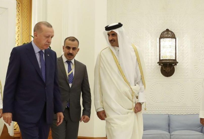 تصريحات لوزير خارجية قطر بشأن العلاقة مع تركيا بعد اتفاق المصالحة الخليجية