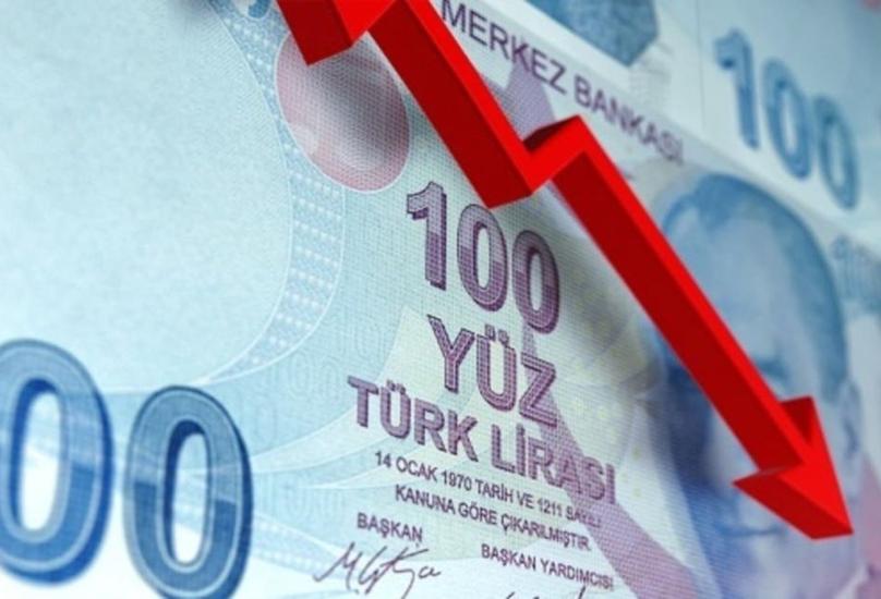هوت الليرة التركية بما يصل إلى حوالي 3.5 بالمئة الخميس