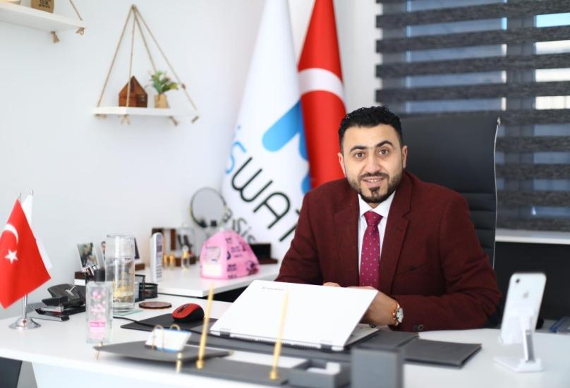 مدير شركة مس ووتر أحمد حميدة - اقتصاد تركيا والعالم