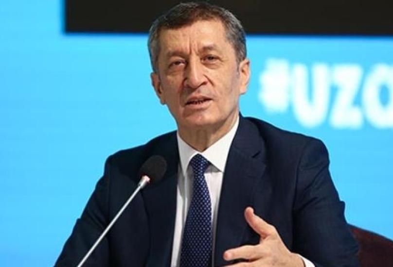 وزير التعليم التركي ضياء سلجوق - الأرشيف