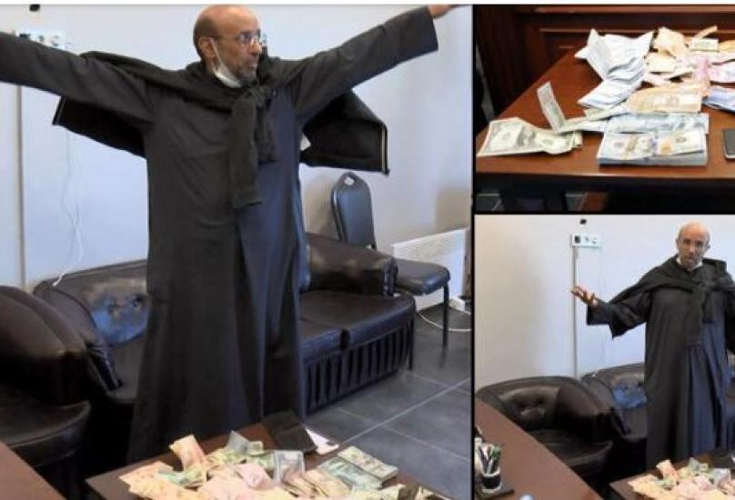 رجل الأعمال الكويتي خالد مناحي عبر عن فرحه الشديد بعد العثور على أمواله - حرييت