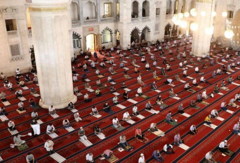 قيود مشددة في مساجد تركيا خلال شهر رمضان-صورة أرشيفية