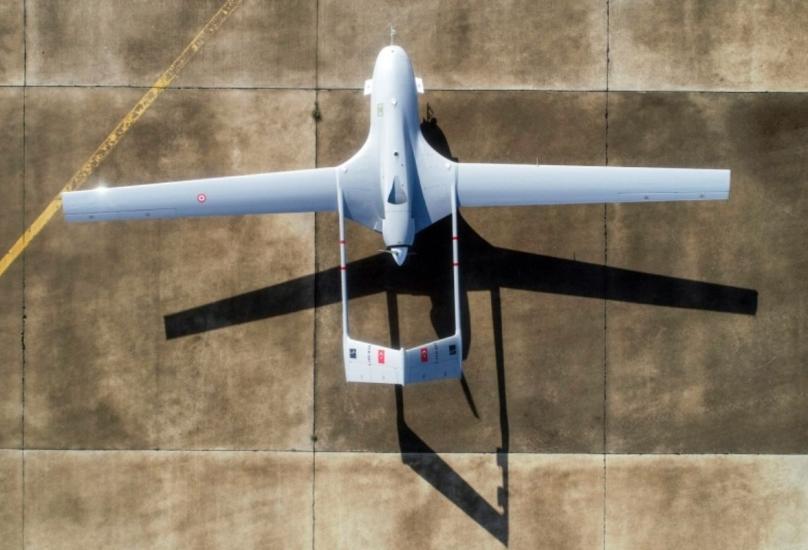 طائرة بيرقدار تي بي 2-صورة أرشيفية