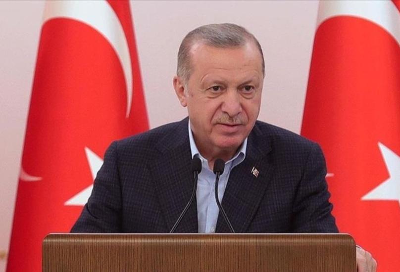 الرئيس أردوغان-صورة أرشيفية
