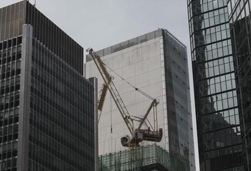 انهيار فندق في الصين