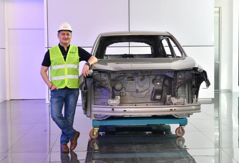 من المقرر إنتاج السلسلة الأولى من السيارة المحلية في الربع الأخير من عام 2022