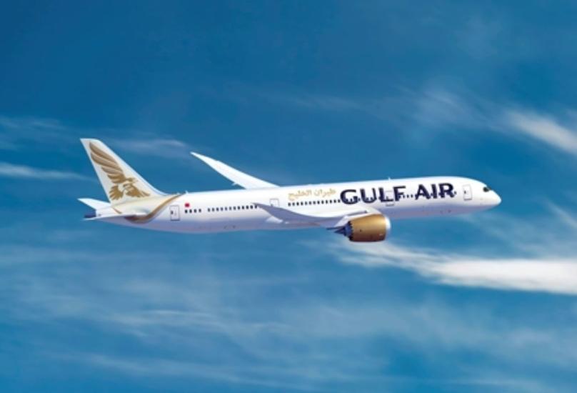طائرة تابعة لشركة طيران الخليج