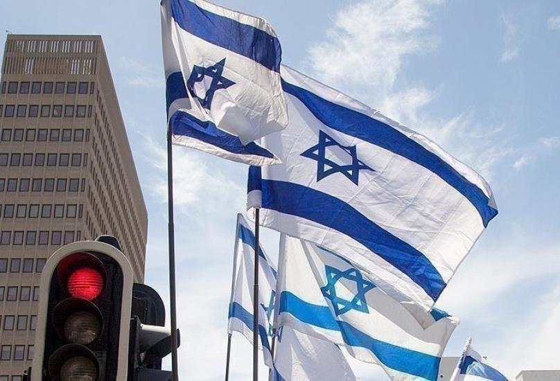 علم الإحتلال الإسرائيلي